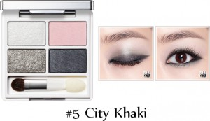 LANEIGE Pure Radiant Shadow #5 City Khaki