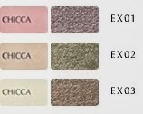 CHICCA Smooth Touch Eyecolor