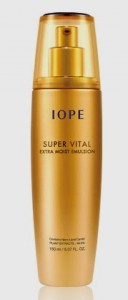 IOPE Super Vital Extra Moist Emulsion