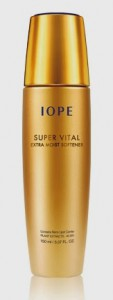 IOPE Super Vital Extra Moist Softener