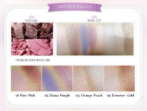 It's Skin dear my MUSE Duo Eyeshadow