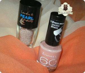 Rimmel 60 seconds Princess Pink