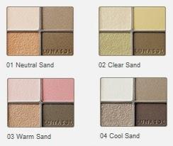 LUNASOL Sand Natural Eyes