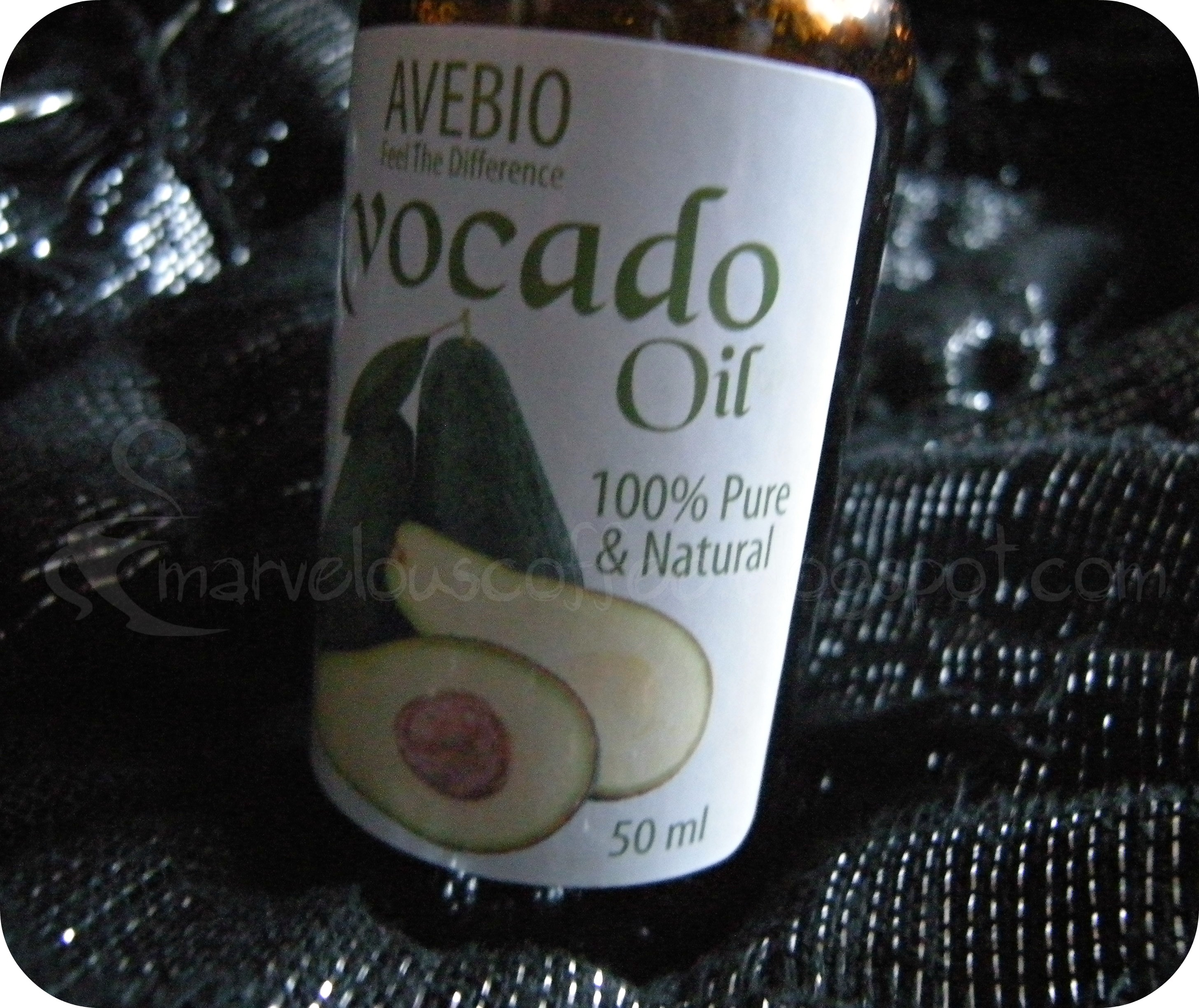 AVEBIO olej awokado