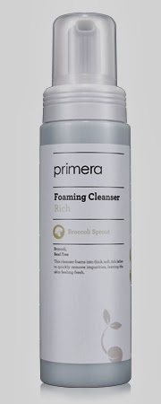 primera Rich Foaming Cleanser