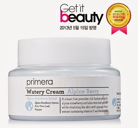 primera Alpine Berry Watery Cream