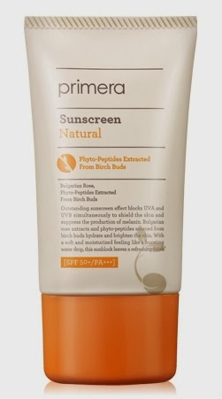primera Natural Sunscreen