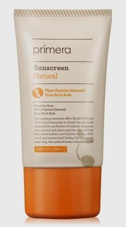 primera Natural Sunscreen