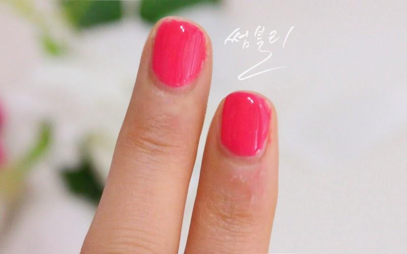 MISSHA The Style Lucid Nail Polish PK14