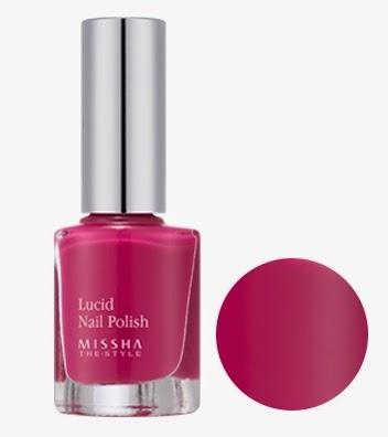 MISSHA The Style Lucid Nail Polish PK15