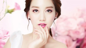 "MISSHA 2015 S/S Make-up Look ""It`s perfect"" - zestaw Lovely"