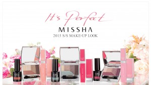 "MISSHA 2015 S/S Make-up Look ""It's perfect"""