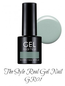 MISSHA The Style Real Gel Nail GR01