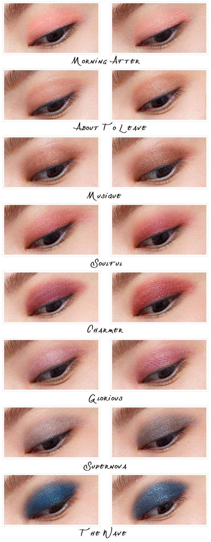eSpoir Stick Eyeshadow & Cluster Duo