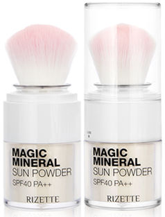 Lioele Rizette Magic Mineral Sun Powder