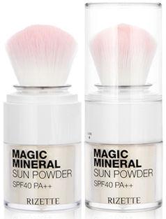 Lioele Rizette Magic Mineral Sun Powder