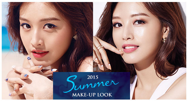 MISSHA 2015 Summer Make-Up Look