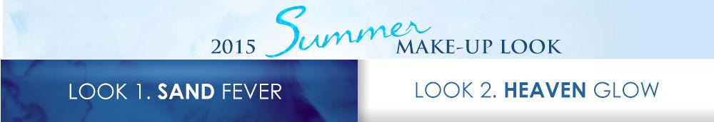 MISSHA 2015 Summer Make-Up Look