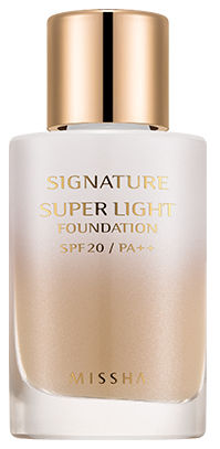 MISSHA Signature Super Light Foundation