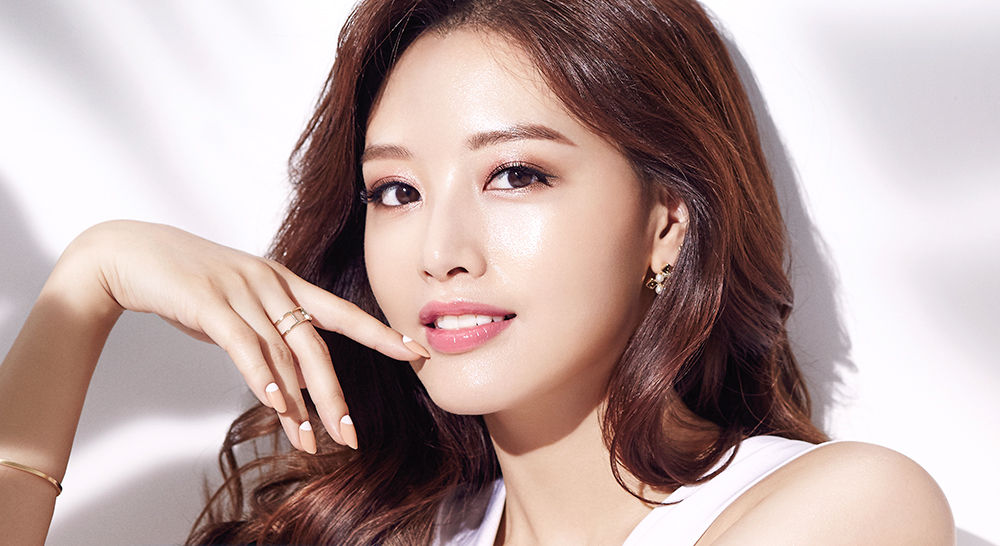MISSHA 2015 Summer Make-Up Look Heaven Glow