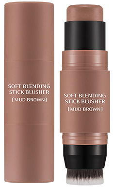 MISSHA M21M Soft Blending Stick Blusher no.5 Mud Brown