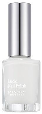 MISSHA The Style Lucid Nail Polish WH01