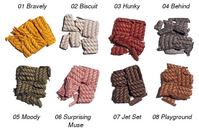 eSpoir The Knit Eyeshadow Knit