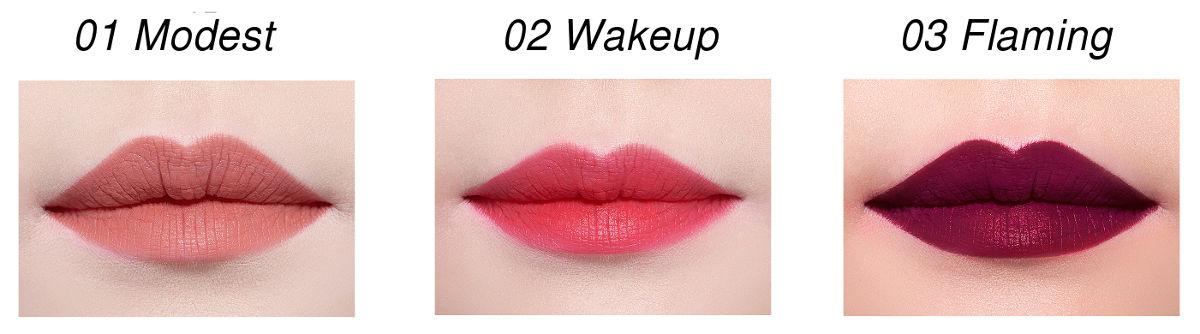 eSpoir The Knit Lipstick Nowear M