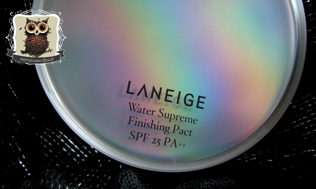 LANEIGE Water Supreme Finishing Pact