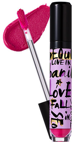 banila co. Fall in Seoul The Kissest Lip Lacquer Satin Fit
