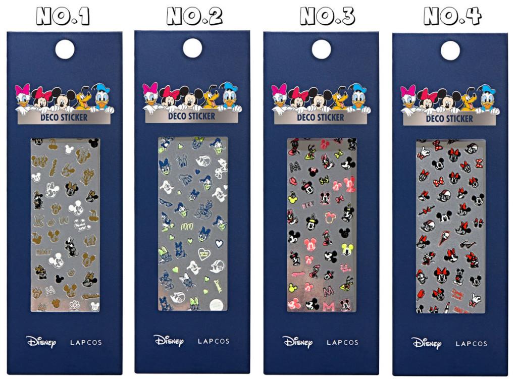 LAPCOS x Disney Deco Sticker