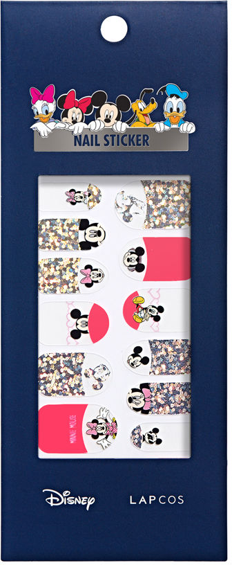 LAPCOS x Disney Nail Sticker