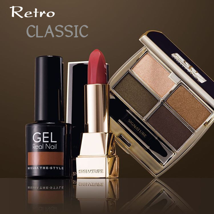MISSHA 2015 F/W Make Up Retro Classic