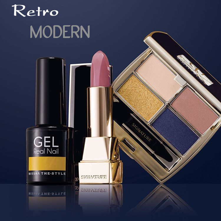 MISSHA 2015 F/W Make Up Retro Modern