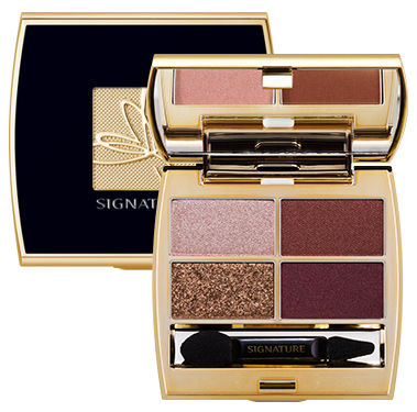 MISSHA Signature Velvet Art Shadow no.28 Sensual Combination