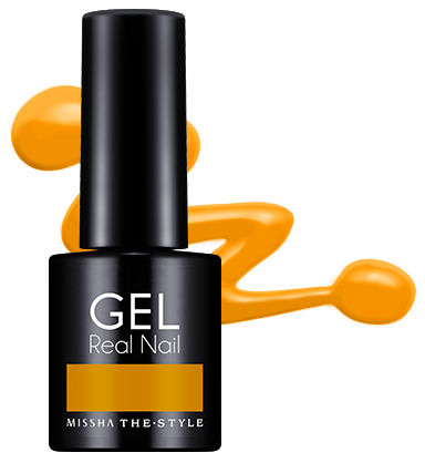 MISSHA The Style Real Gel Nail YE01