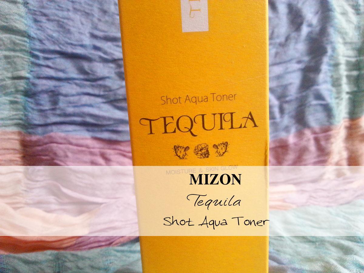 MIZON Tequila Shot Aqua Toner