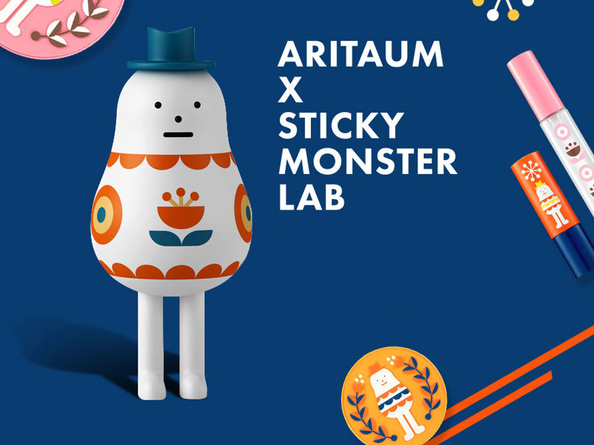 Aritaum X Sticky Monster Lab