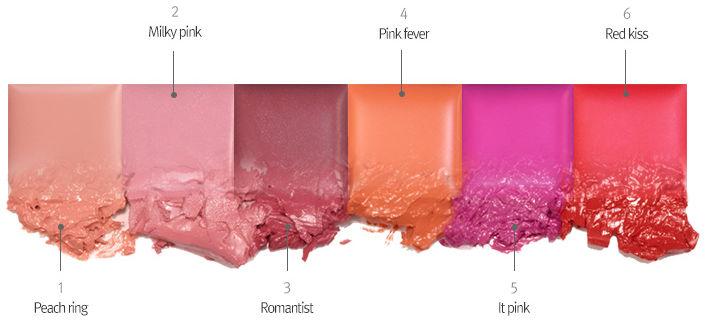 Aritaum Sticky Monster Lab Lip and Cheek Creamy Palette