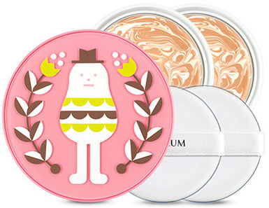 Aritaum Sticky Monster Lab Real Ampoule CC Pact