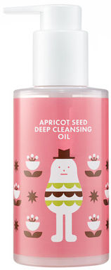 Aritaum Sticky Monster Lab Apricot Seed Deep Cleansing Oil