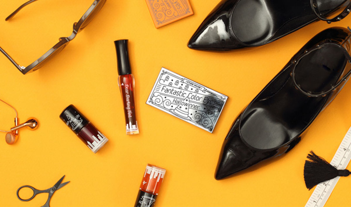 Etude House Halloween Special Collection Witch and the City