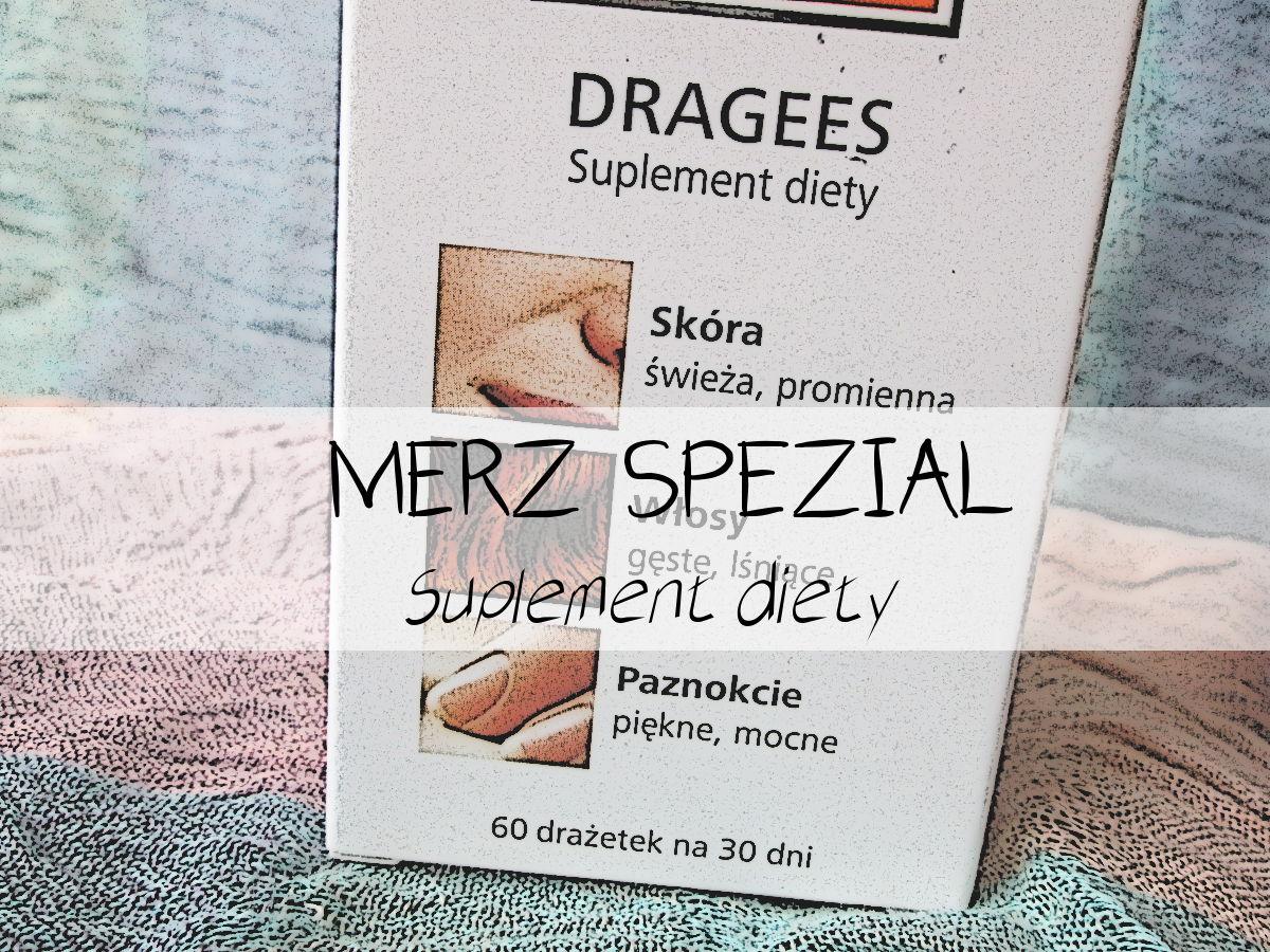 Merz Spezial Dragees, suplement diety