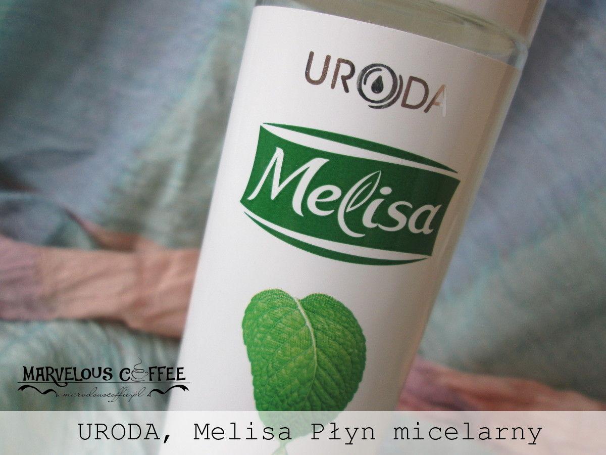 URODA Melisa płyn micelarny