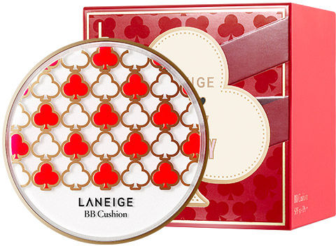 LANEIGE Lucky Holiday BB Cushion