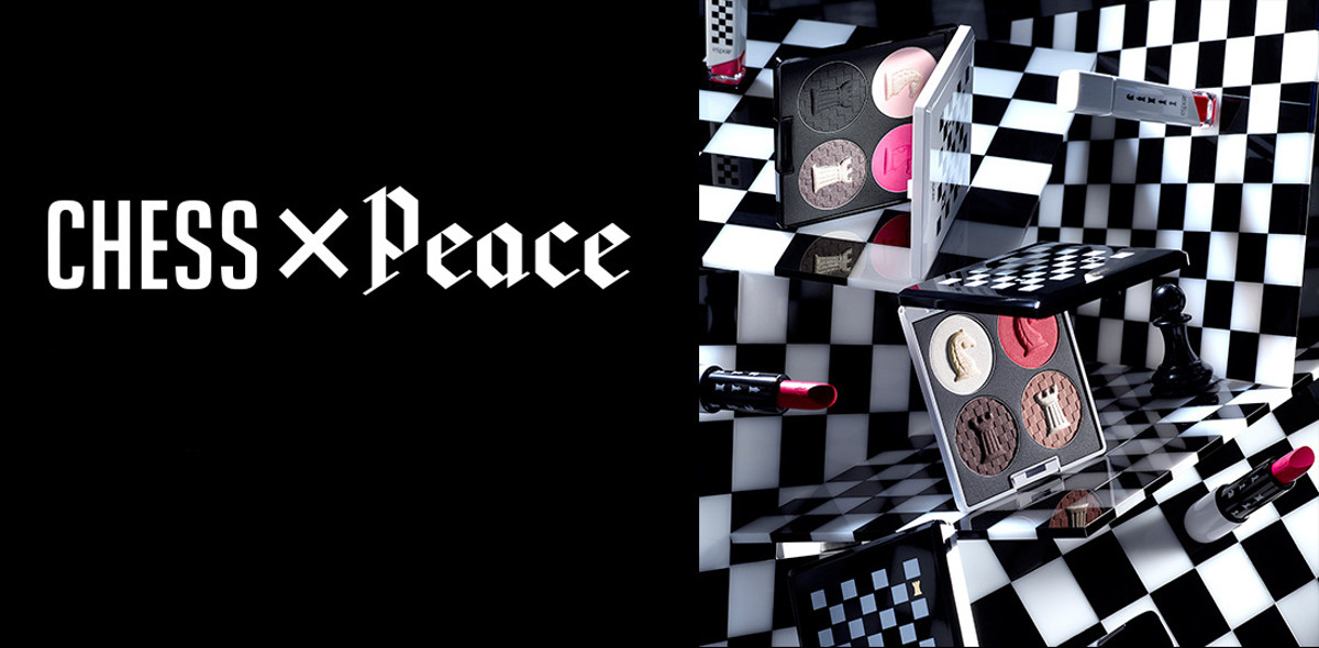 eSpoir 2016 New Year Collection CHESS & Peace