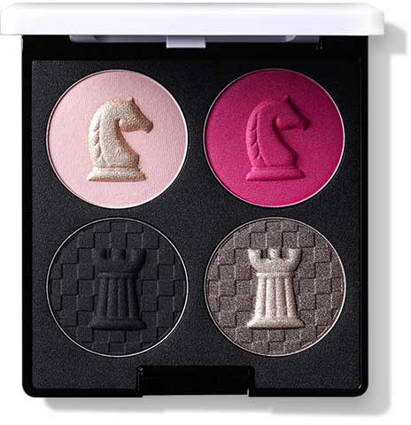 eSpoir 2016 New Year Collection CHESS & Peace Eyeshadow Quad