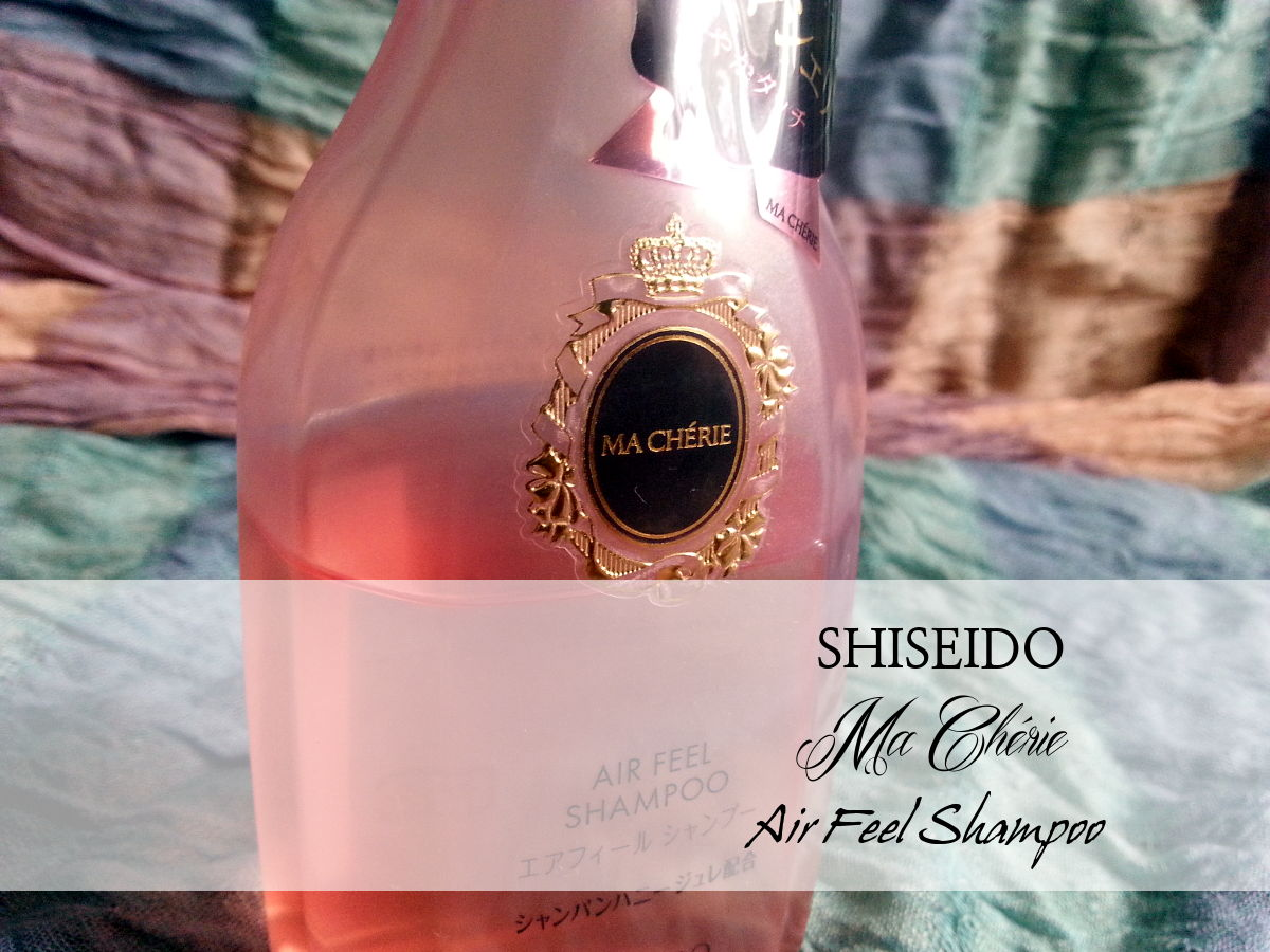 Shiseido MaChérie Air Feel Shampoo