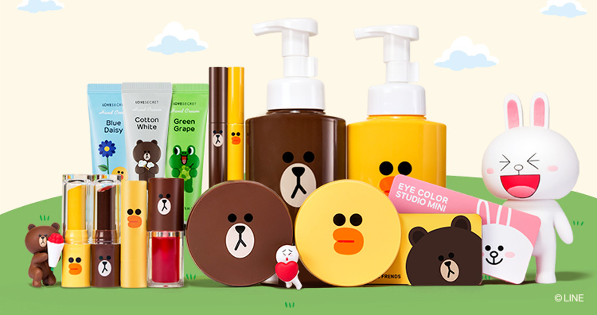 MISSHA Line Friends Edition