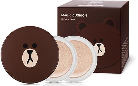 MISSHA Line Friends Edition M Magic Cushion